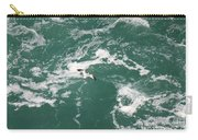 Soaring Over The Falls Waters Carry-all Pouch