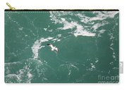 Soaring Over The Falls Waters Too Carry-all Pouch