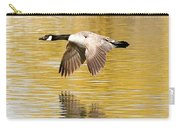 Soaring Over The River Carry-all Pouch
