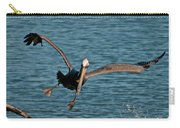Soaring Pelican Carry-all Pouch