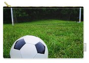Soccer Ball On Field Carry-all Pouch
