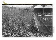 Soccer Crowd At Highbury Carry-all Pouch