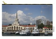 Sochi Harbor - Russia Carry-all Pouch