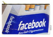 Social Cigarettes Carry-all Pouch