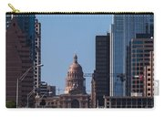 So Co View Of The Texas Capitol Carry-all Pouch
