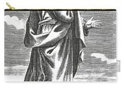 Socrates, Ancient Greek Philosopher Carry-all Pouch