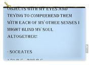 Socrates Quote In Cyan Carry-all Pouch