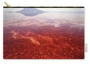 Soda And Algae Formation On Lake Natron Carry-all Pouch