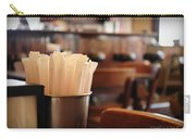 Soda Straws Carry-all Pouch