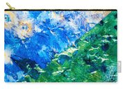 Sodium Thiosulphate Microcrystals Colorful Art Carry-all Pouch