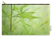 Soft Bamboo Carry-all Pouch by Priska Wettstein