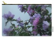 Soft Blues And Pink - Spring Blossoms Carry-all Pouch