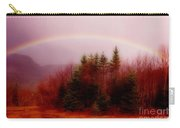 Soft Cape Breton Rainbow Carry-all Pouch