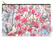 Soft Colors Of Spring Carry-all Pouch