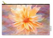 Soft Delightful Dahlia Carry-all Pouch