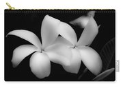Soft Floral Beauty Carry-all Pouch