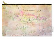 Soft Floral Pastels Carry-all Pouch