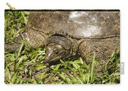 Florida Soft Shelled Turtle - Apalone Ferox Carry-all Pouch