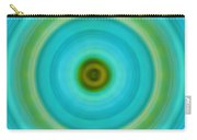 Soft Healing - Energy Art By Sharon Cummings Carry-all Pouch by Sharon Cummings