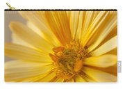 Soft Marigold Carry-all Pouch by Anne Gilbert