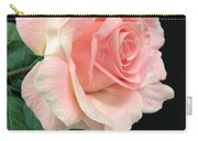 Soft Pink Rose 1 Carry-all Pouch