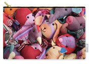 Soft Toys 02 Carry-all Pouch