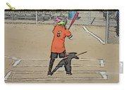 Softball Star Carry-all Pouch