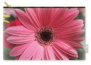 Softly In Pink - Zinnia Carry-all Pouch