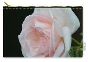 Softly Pink - Rose Carry-all Pouch