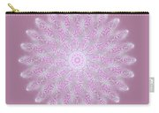 Softly Purple Carry-all Pouch