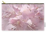 Softness Of Pink Pastel Azalea Flowers Carry-all Pouch