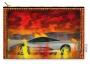 Solace Among Flames Carry-all Pouch