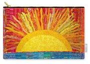Solar Rhythms Carry-all Pouch by Susan Rienzo