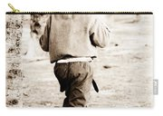 Soldier Boys Wooden Rifles Carry-all Pouch