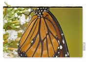Soldier Butterfly Danaus Eresimus Carry-all Pouch