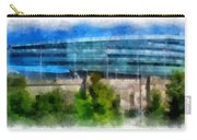 Soldier Field Chicago Photo Art 01 Carry-all Pouch