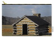 Soldiers' Barracks At Valley Forge Carry-all Pouch