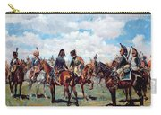 Soldiers On Horseback Carry-all Pouch