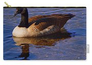 Solitary Goose Carry-all Pouch