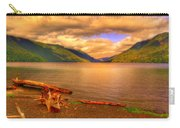Solitude On Crescent Lake Carry-all Pouch