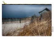 Solitude On The Cape Carry-all Pouch by Jeff Folger
