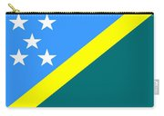 Solomon Island Flag Carry-all Pouch