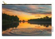 Solstice Ripples Carry-all Pouch