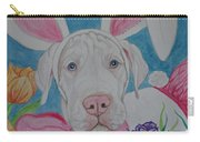 Some Bunny Says Spring Has Sprung Carry-all Pouch
