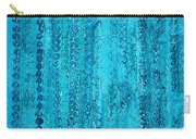 Some Call It Rain Original Painting Carry-all Pouch