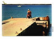 Some Day Soon Carry-all Pouch by Karen Wiles