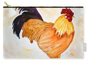 Some Days You Have To Paint A Rooster Carry-all Pouch