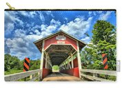 Somerset Pa Glessner Bridge Carry-all Pouch
