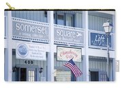 Somerset Square 1 Carry-all Pouch