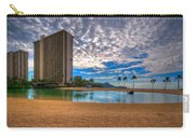 Somewhere In Honolulu Carry-all Pouch